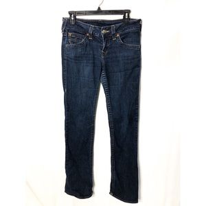 True religion jeans in size 29 color blue